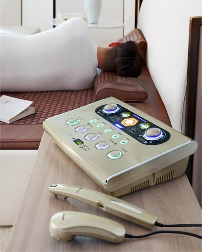 可喜安健康生活馆 温热电位治疗仪-控制器